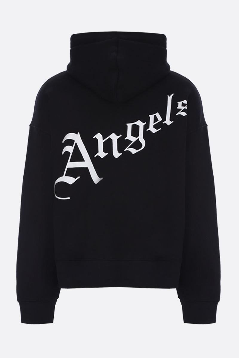 PALM ANGELS: New Gothic cotton hoodie Color Multicolor_2
