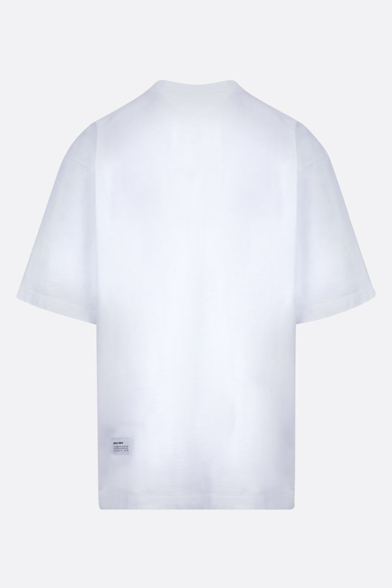 HERON PRESTON: graphic print cotton oversize t-shirt_2