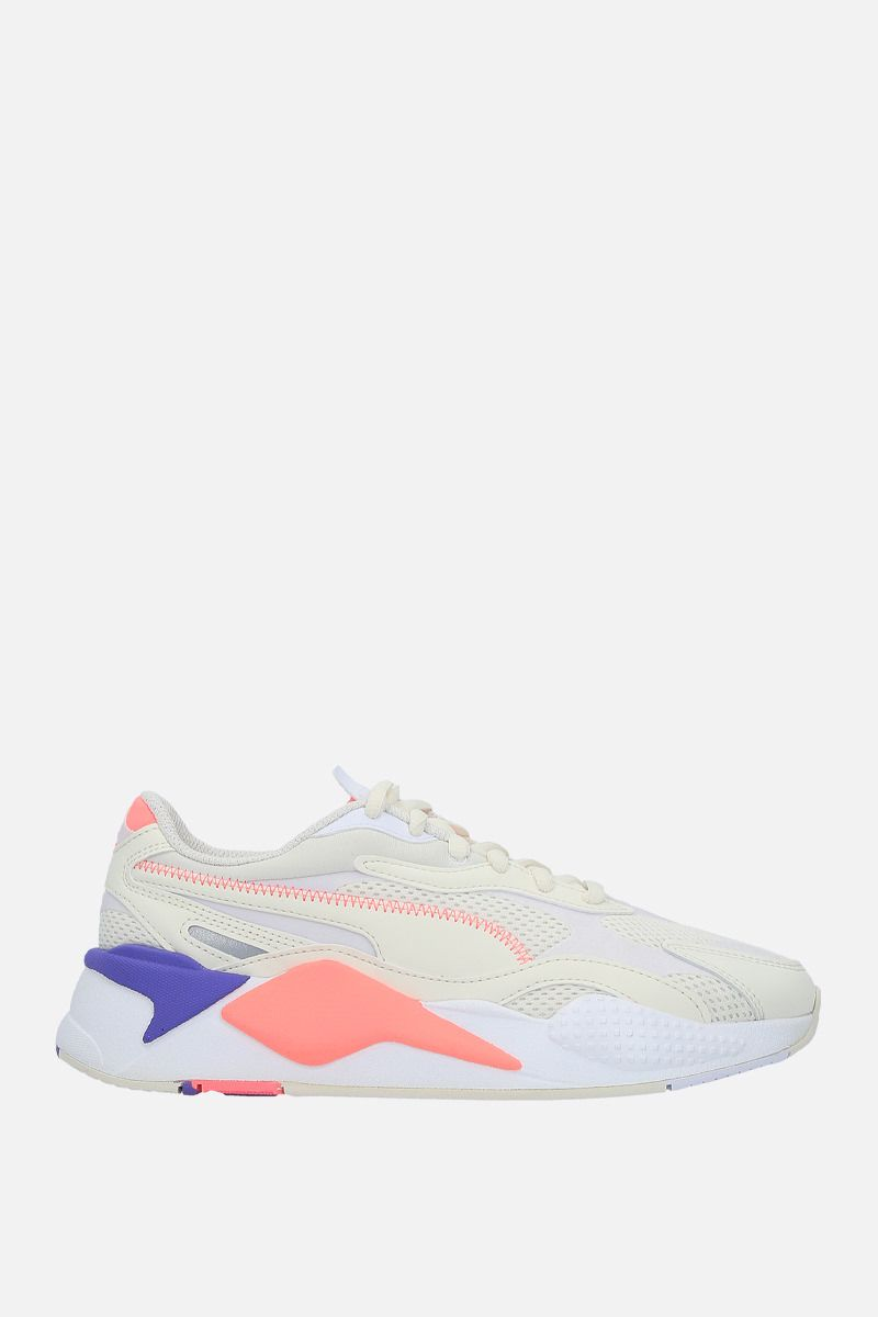 PUMA: RS-X3 sneakers in a mix of materials Color Multicolor_1