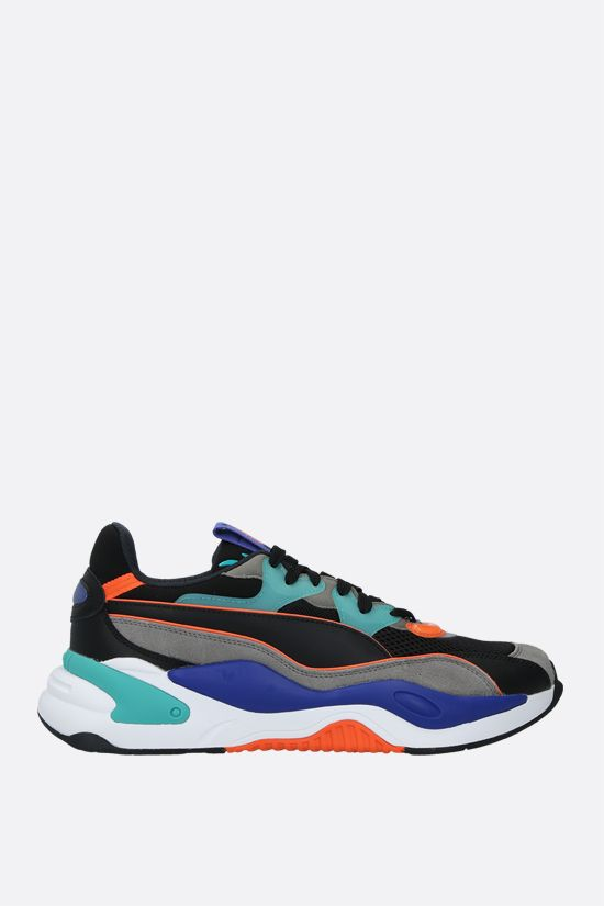 PUMA: RS-2K Internet Exploring sneakers in a mix of materials Color Multicolor_1