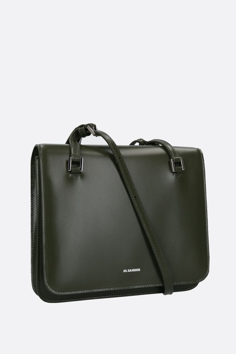 JIL SANDER: Holster small crossbody bag in smooth leather_2