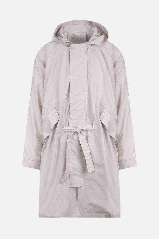 OUR LEGACY: Cloak tech twill parka Color Neutral_1