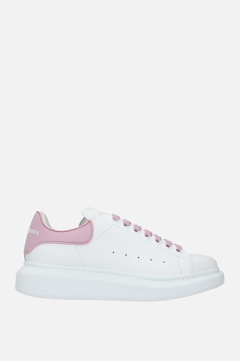 ALEXANDER McQUEEN: sneaker Oversize in pelle Larry Colore Multicolore_1