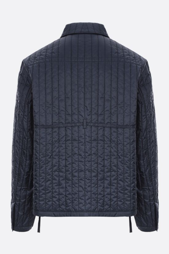 CRAIG GREEN: quilted nylon jacket Color Blue_2