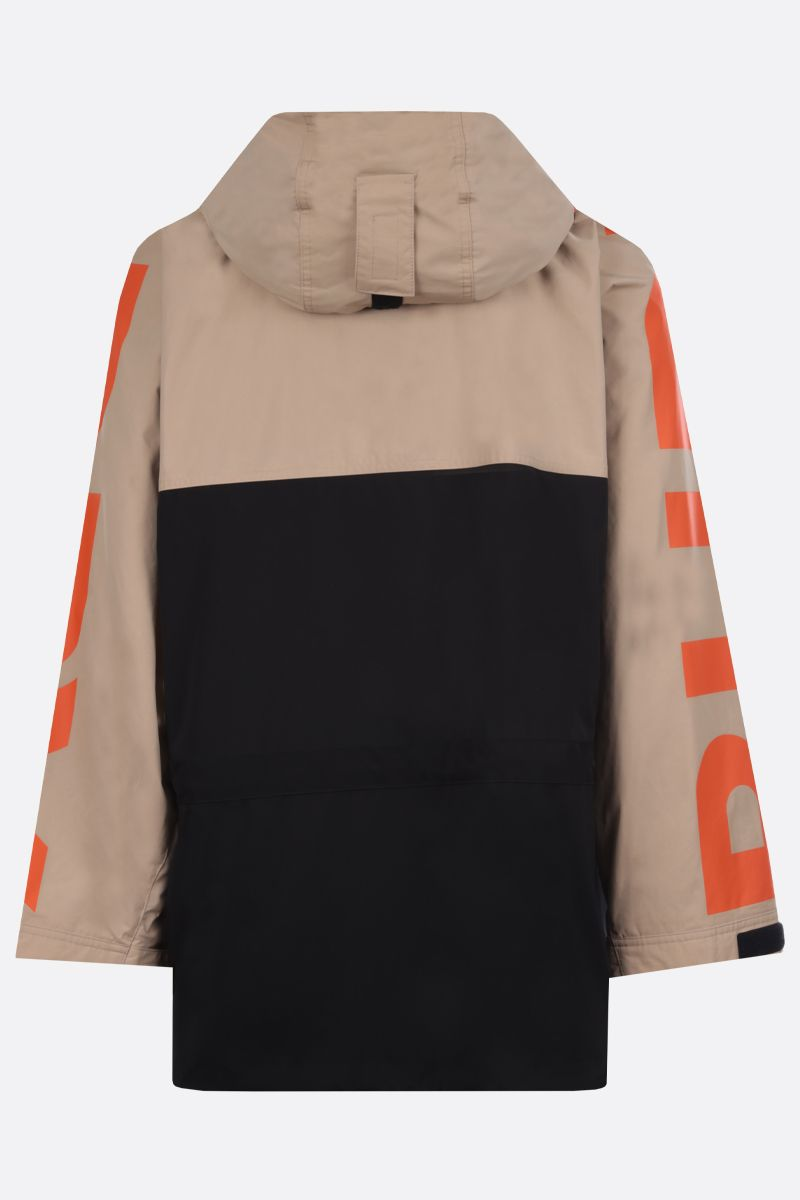 BURBERRY: parka oversize Parkhurst in twill tecnico_2