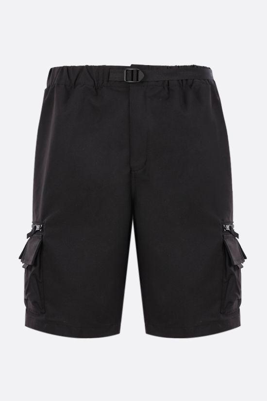 CARHARTT WIP: Elmwood technical fabric shorts Color Black_1