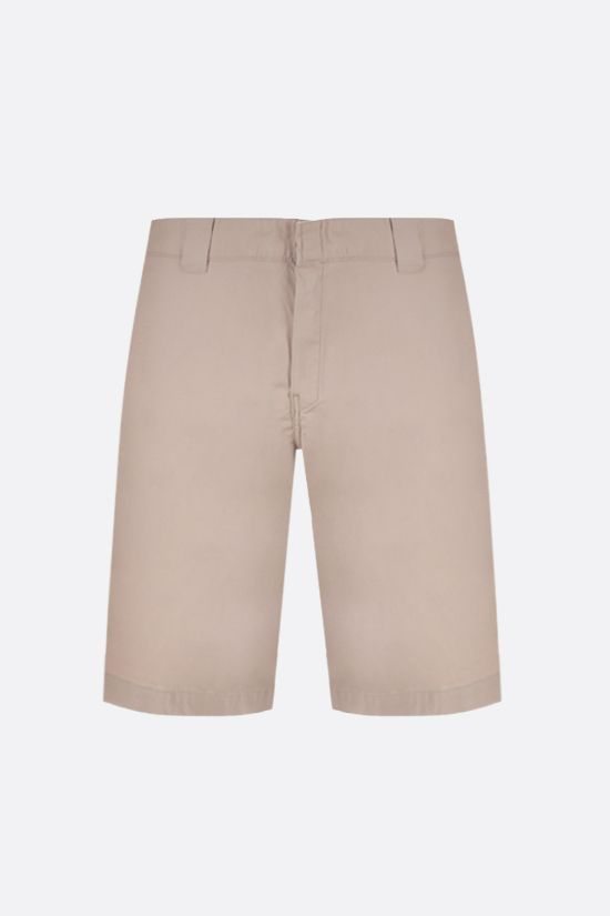 CARHARTT WIP: Master stretch cotton shorts Color White_1