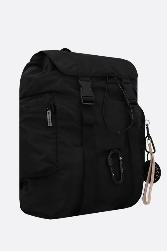 ADIDAS BY STELLA McCARTNEY: adidas by Stella McCartney recycled nylon backpack Color Black_2