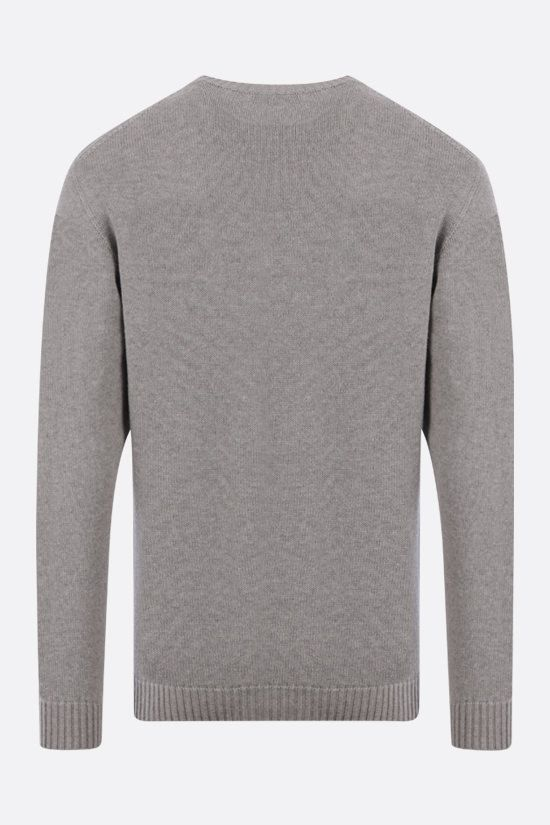 ROBERTO COLLINA: organic cotton pullover Color Grey_2