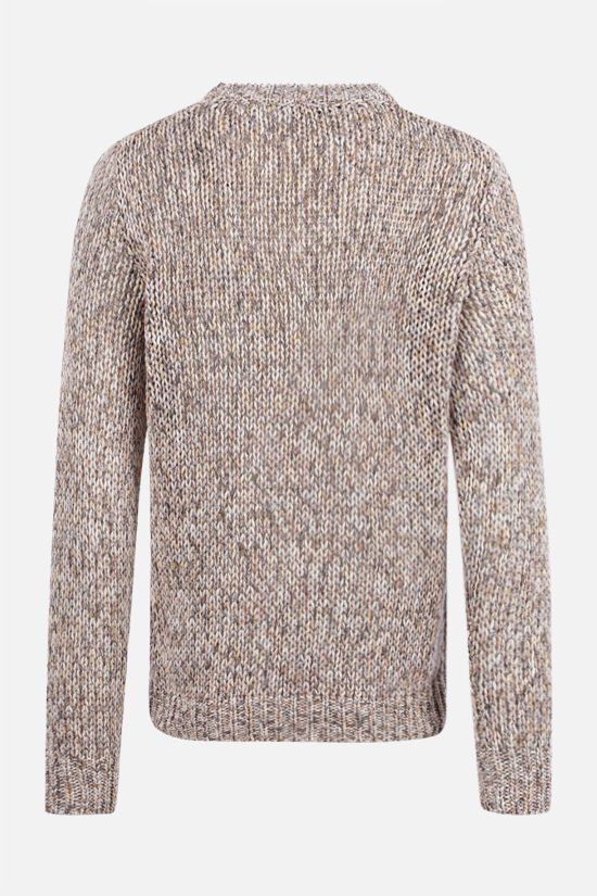 ROBERTO COLLINA: cotton pullover Color Multicolor_2