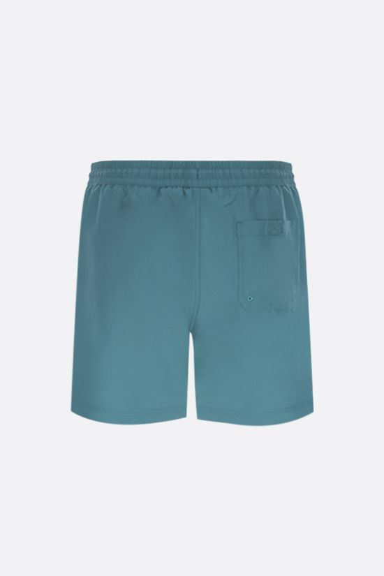 CARHARTT WIP: Chase nylon swim shorts Color Blue_2