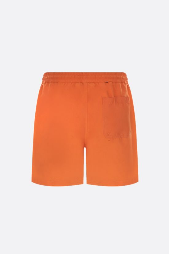 CARHARTT WIP: Chase nylon swim shorts Color Orange_2