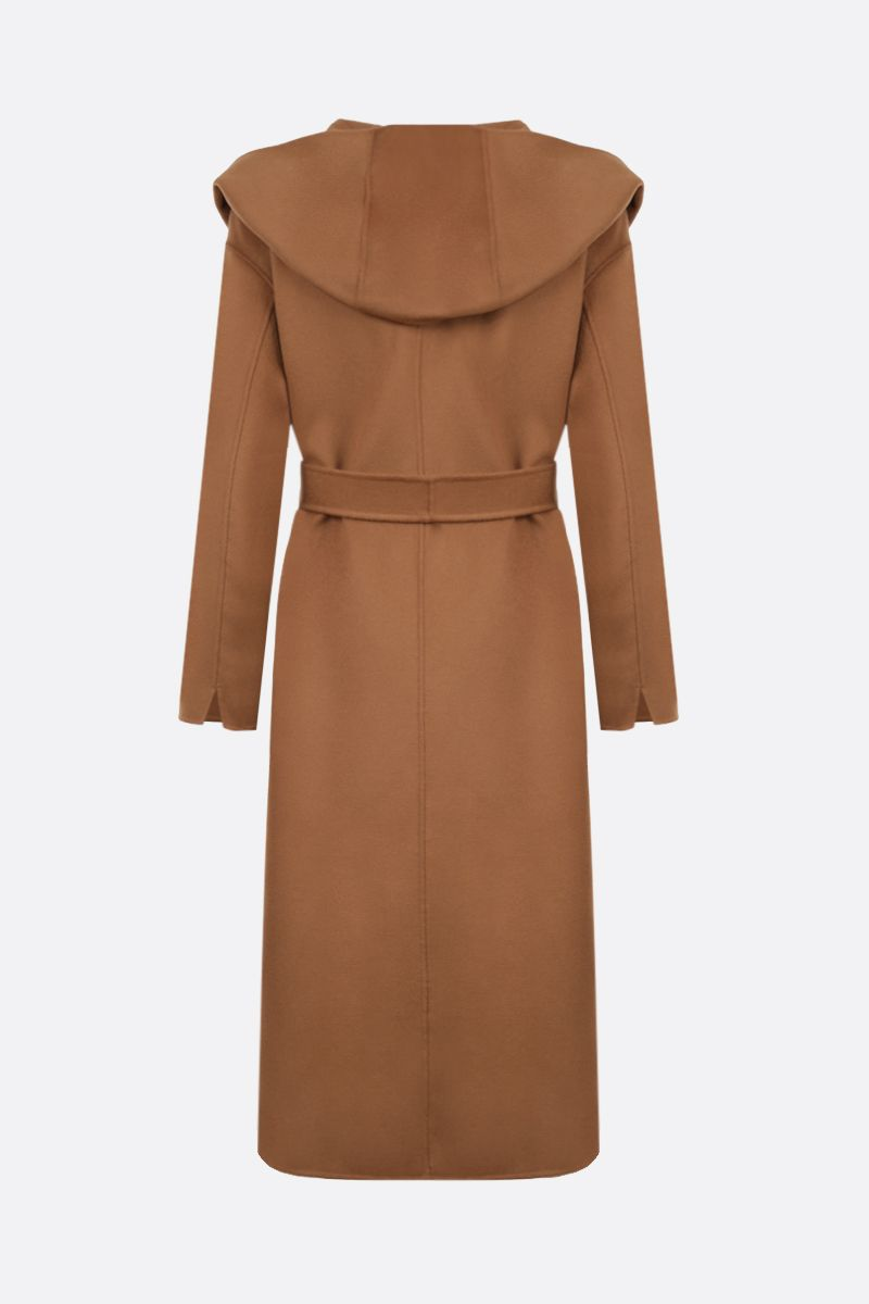 'S MAX MARA: Nicolo wrap wool coat Color Neutral_2