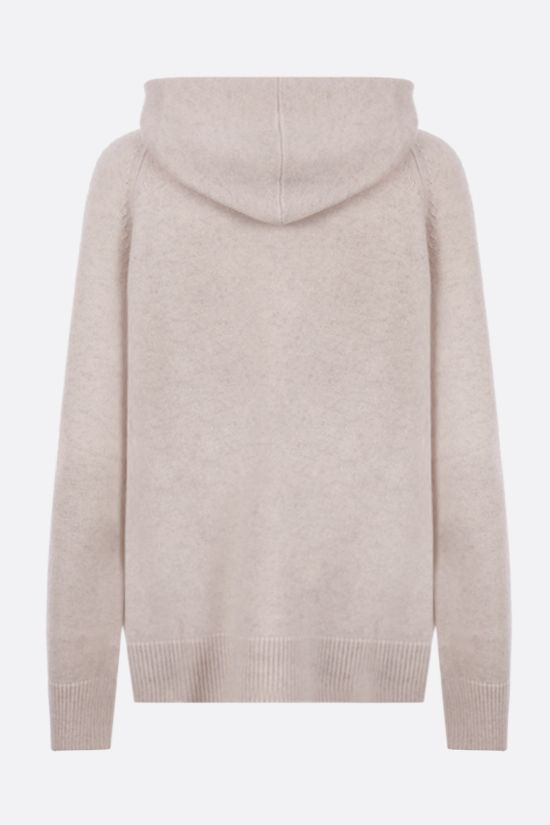 'S MAX MARA: cardigan full-zip Ghiera in lana e cashmere Colore Neutro_2