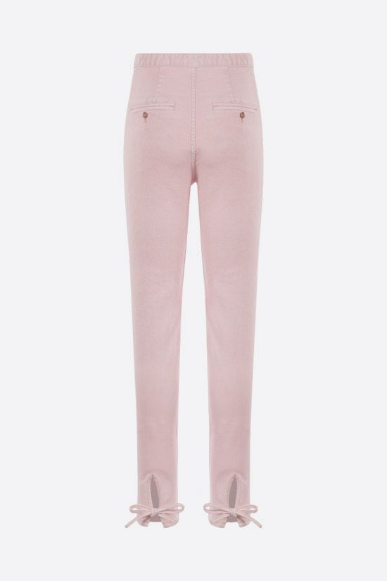 ISABEL MARANT: Nikino skinny jeans Color Pink_2