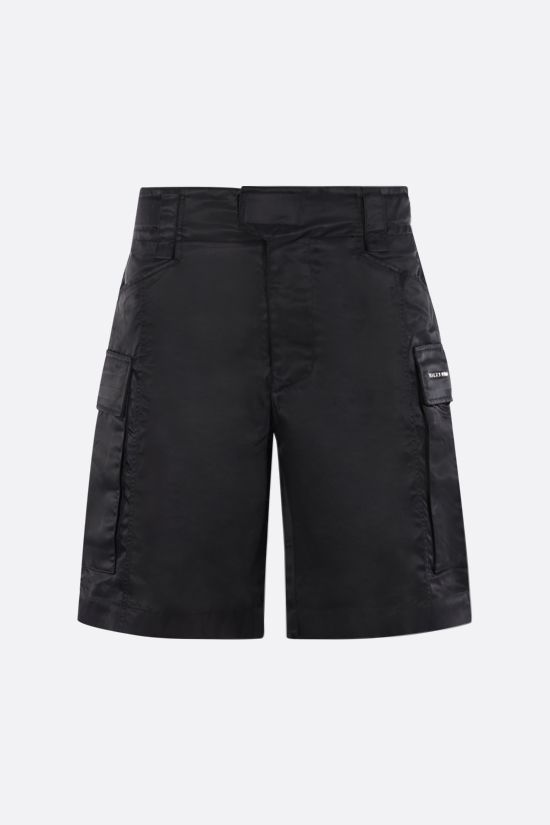 1017 ALYX 9SM: Tactical nylon shorts Color Black_1