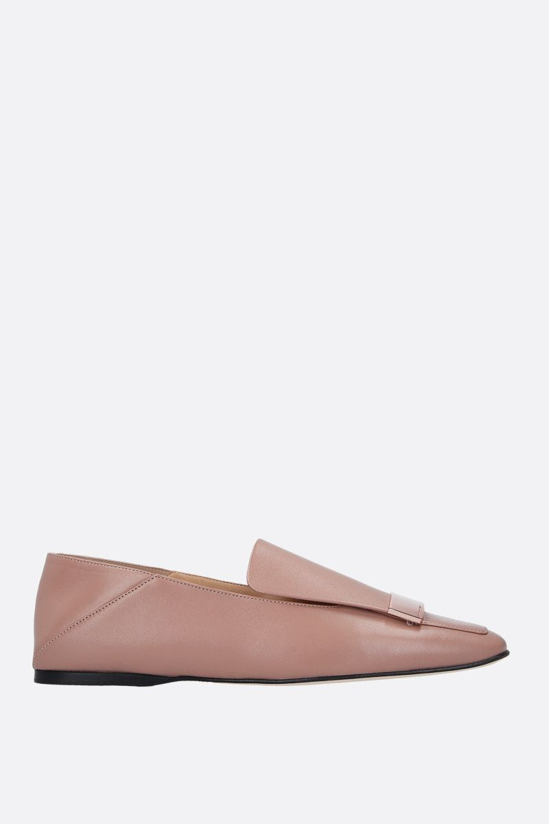 SERGIO ROSSI: slipper sr1 in nappa_1