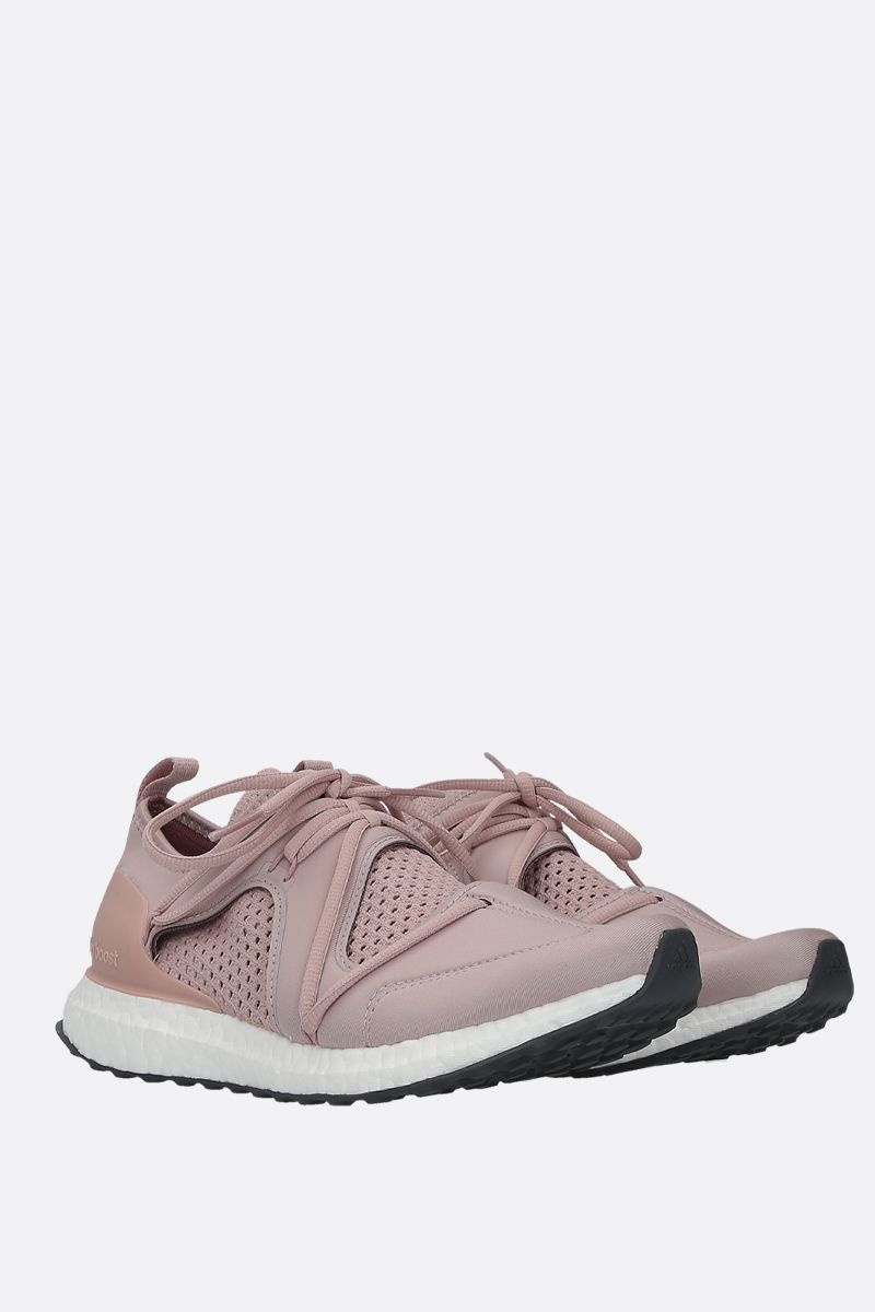 ADIDAS BY STELLA McCARTNEY: UltraBOOST T.S. sneakers in textile and stretch knit Color Pink_2