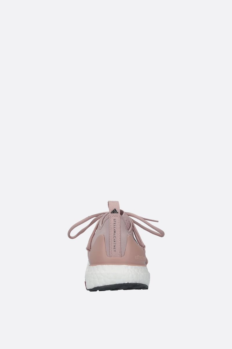 ADIDAS BY STELLA McCARTNEY: UltraBOOST T.S. sneakers in textile and stretch knit Color Pink_3