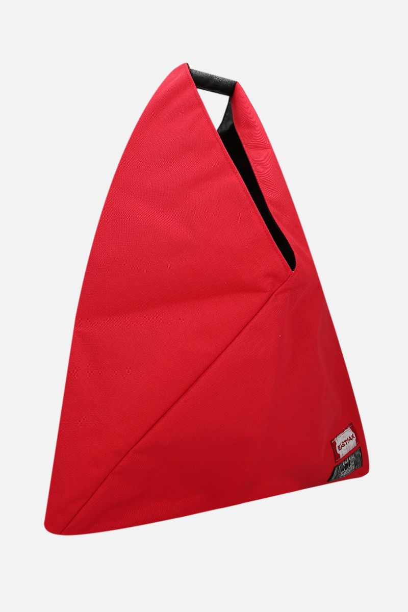 MM6 X EASTPAK: borsa a mano MM6 x Eastpak Japanese in nylon Colore Red_2