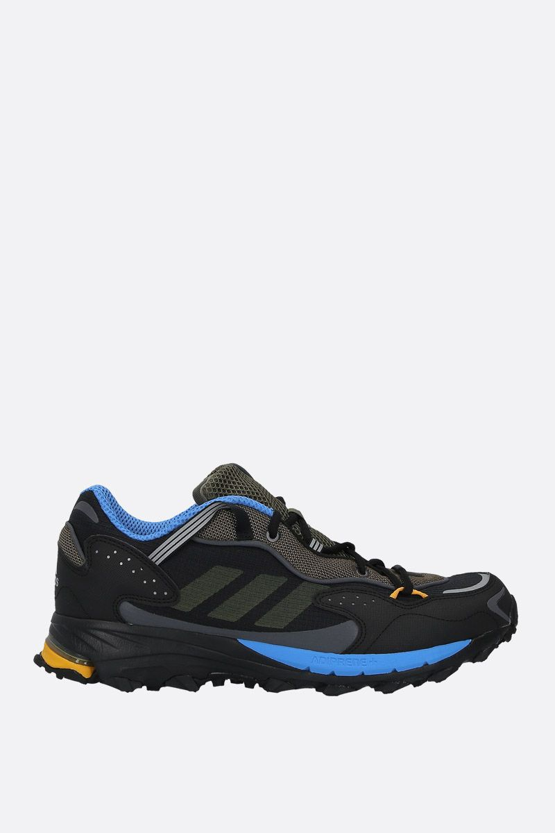 ADIDAS STATEMENT: Response Hoverturf technical fabric sneakers Color Black_1
