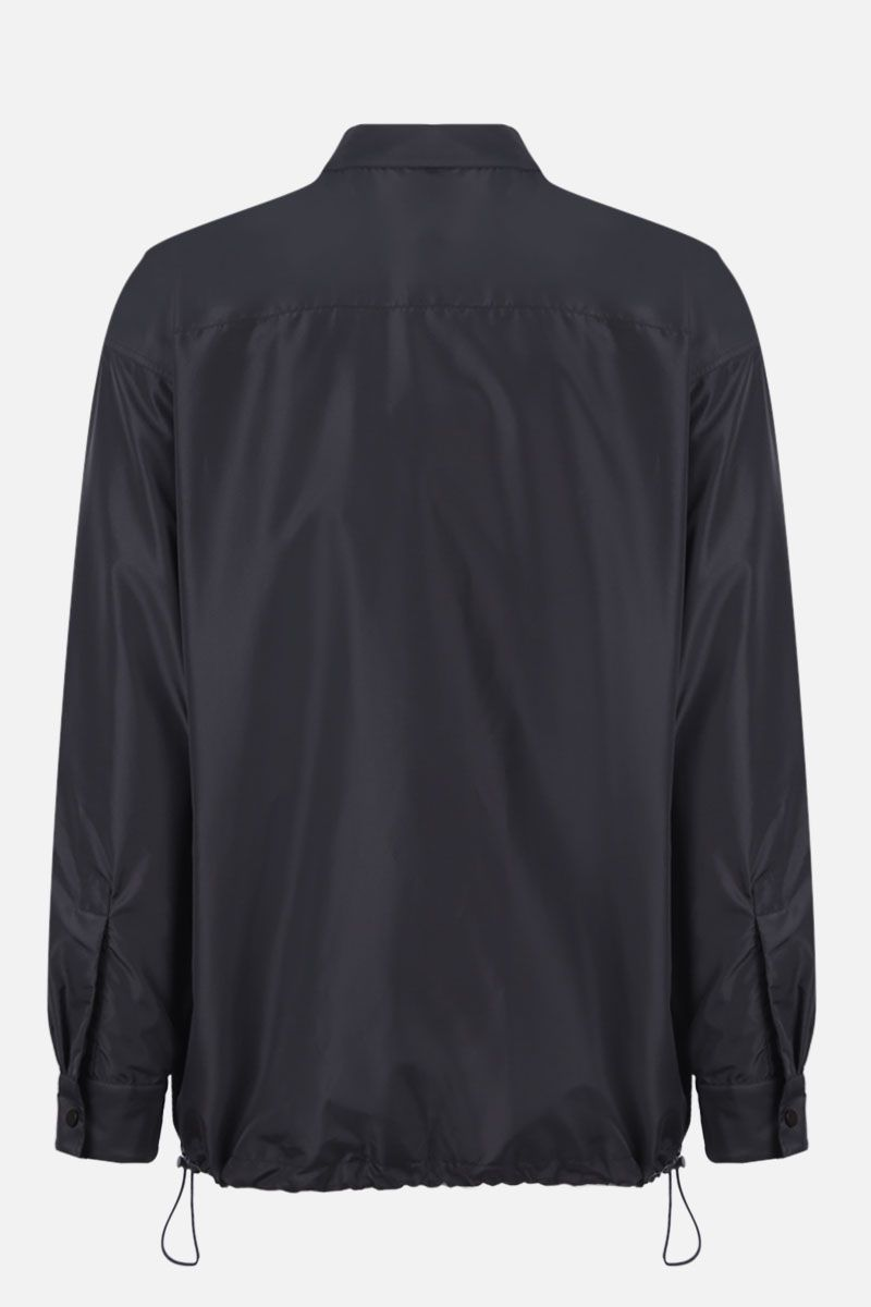 BOTTEGA VENETA: nylon overshirt Color Grey_2