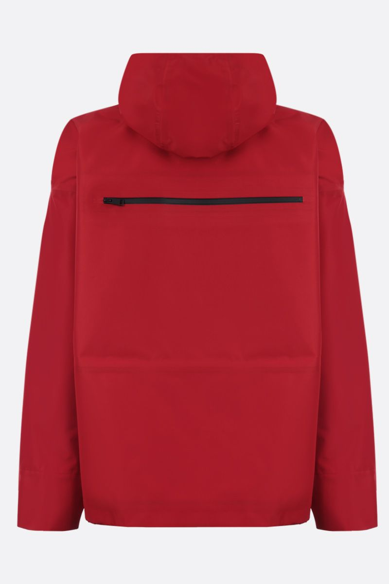 BOTTEGA VENETA: oversize nylon windbreaker_2