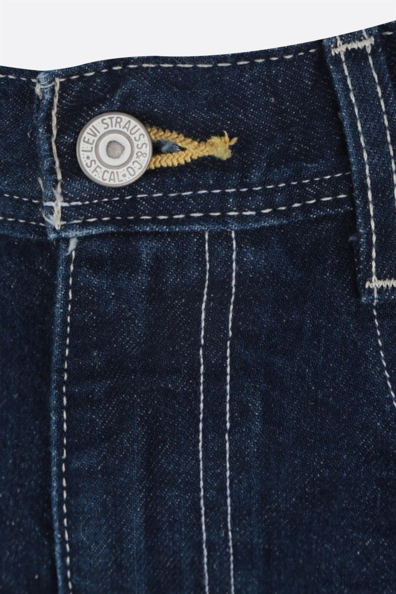 LEVI'S MADE & CRAFTED: jeans Levi's® Red twisted loose Colore Blue_4