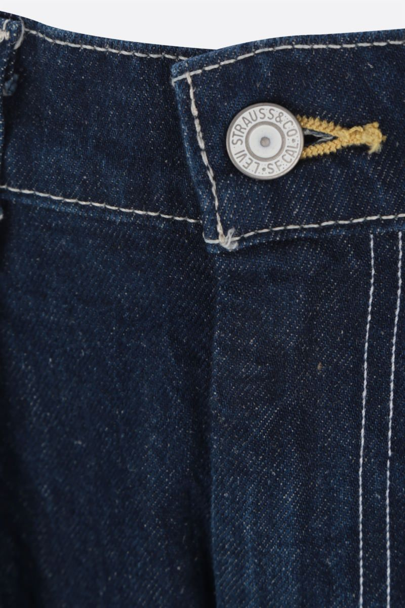 LEVI'S MADE & CRAFTED: jeans a gamba ampia Levi's® Red Colore Blue_4
