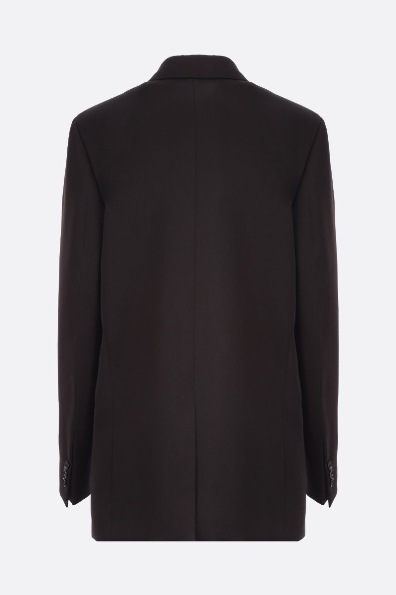 BOTTEGA VENETA: wool oversize double-breasted jacket_2