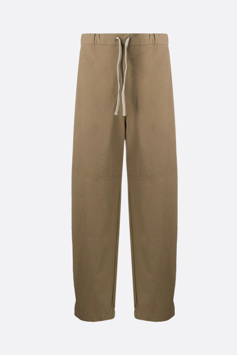 BOTTEGA VENETA: technical cotton joggers_1