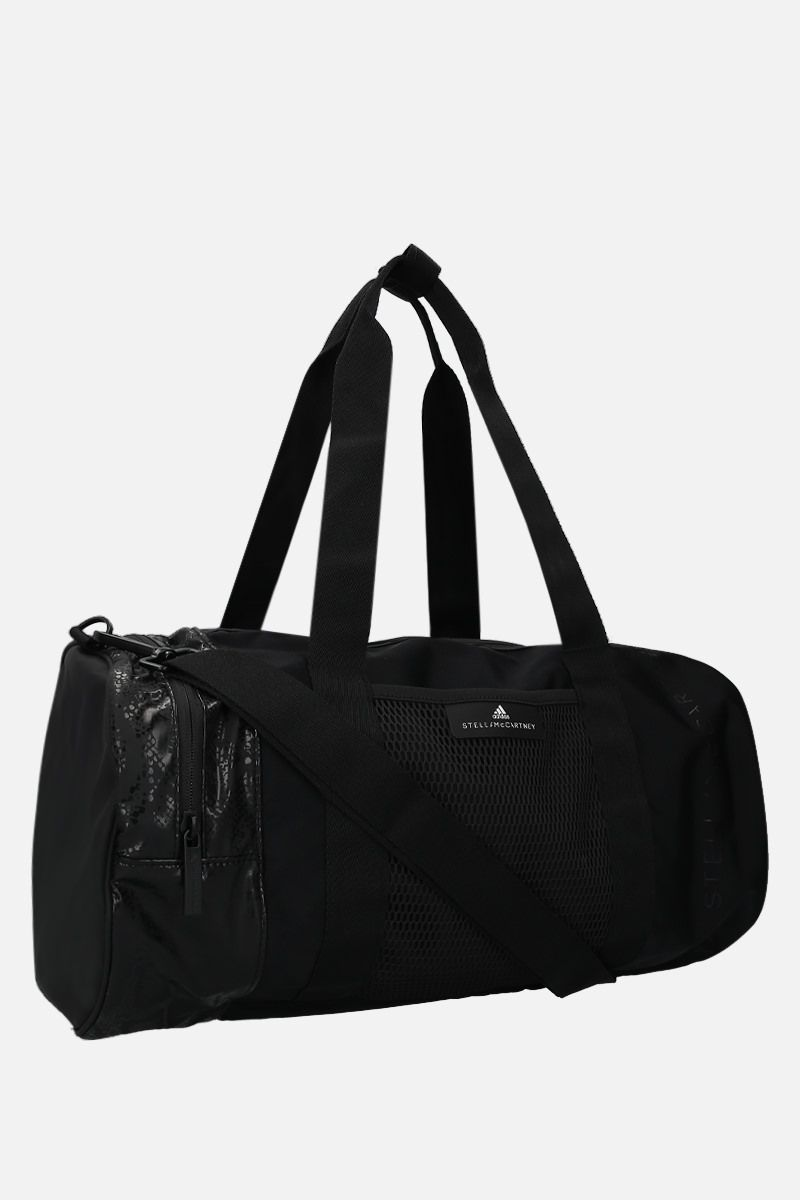 ADIDAS BY STELLA McCARTNEY: nylon gym handbag Color Black_2