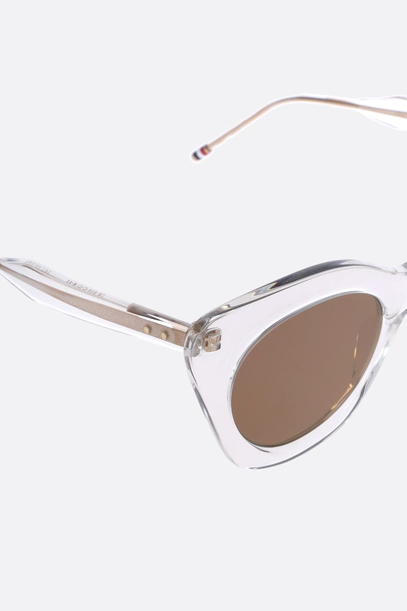 THOM BROWNE: TB 508 C sunglasses Color Neutral_3