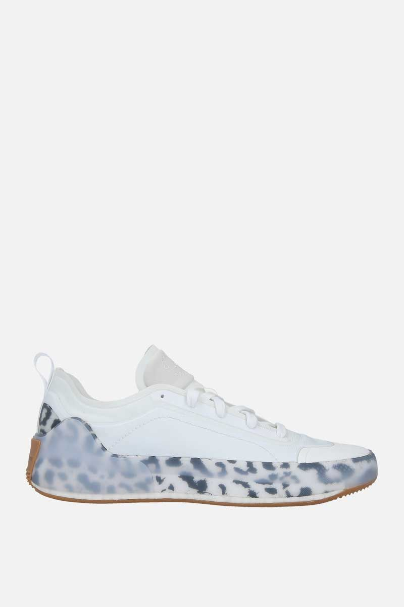 ADIDAS BY STELLA McCARTNEY: Treino neoprene sneakers Color White_1