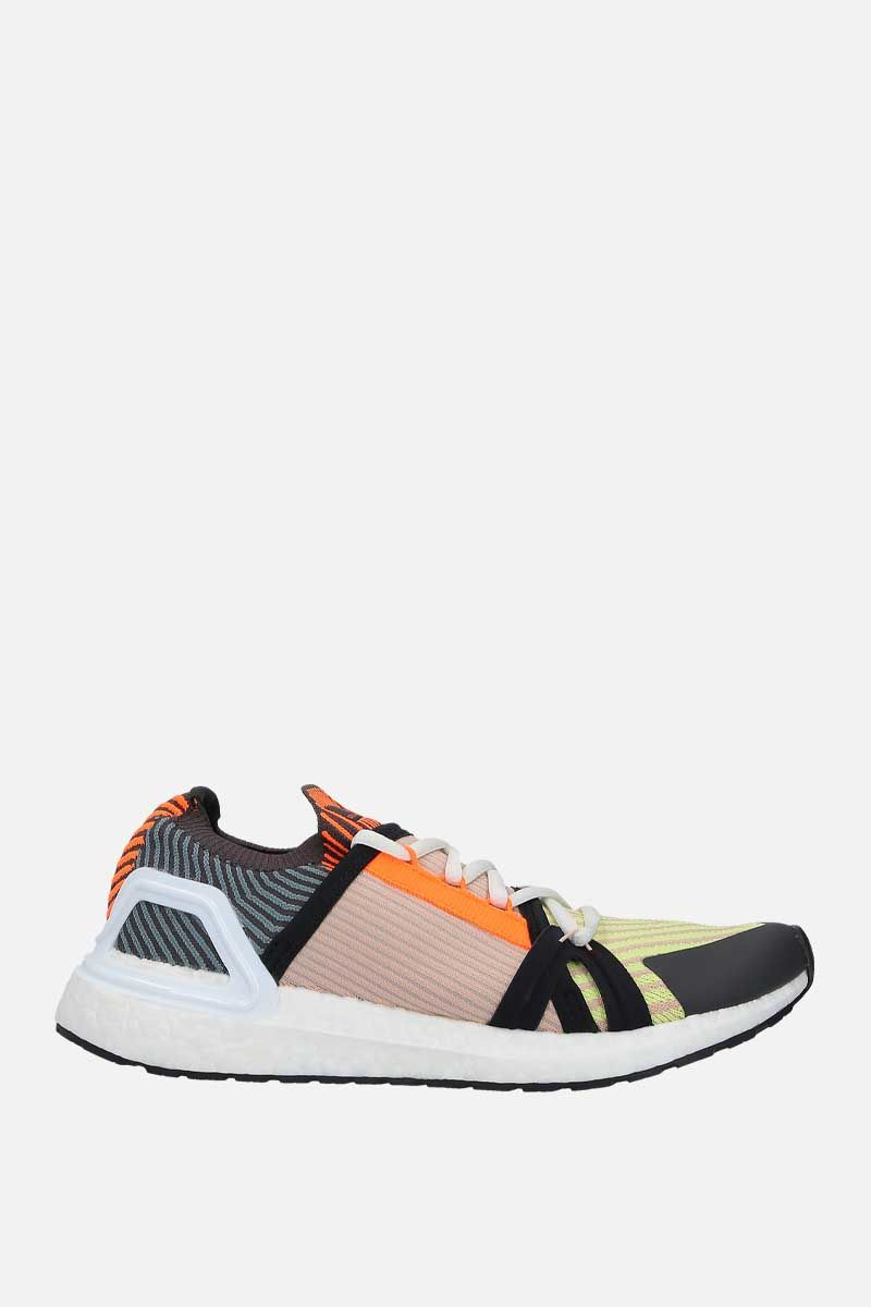 ADIDAS BY STELLA McCARTNEY: Ultraboost 20 stretch knit sneakers Color Multicolor_1