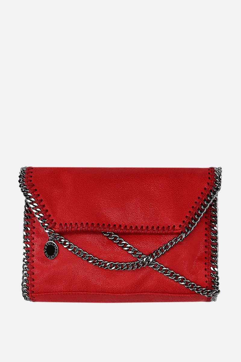 STELLA McCARTNEY: Falabella shoulder bag in Shaggy Deer_1