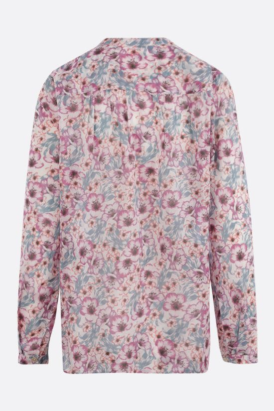 ISABEL MARANT ETOILE: Maria cotton blouse Color Multicolor_2