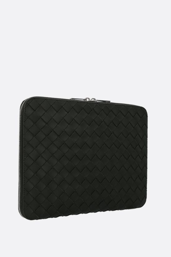 BOTTEGA VENETA: Intrecciato Hidrology document holder Color Multicolor_2