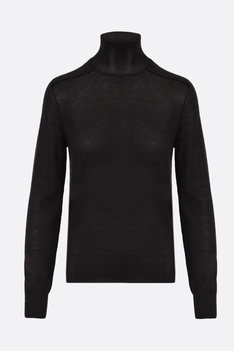 BOTTEGA VENETA: pure cashmere pullover Color Multicolor_1