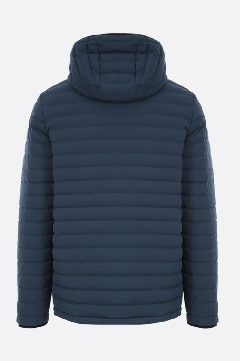 MOOSE KNUCKLES: Jigger down jacket in technical fabric_2