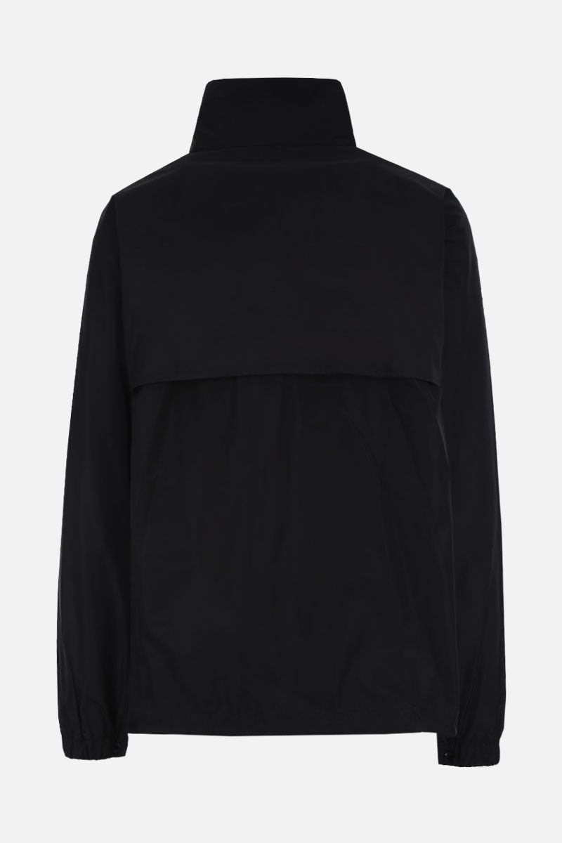 BURBERRY: Tanworth nylon windbreaker Color Black_2