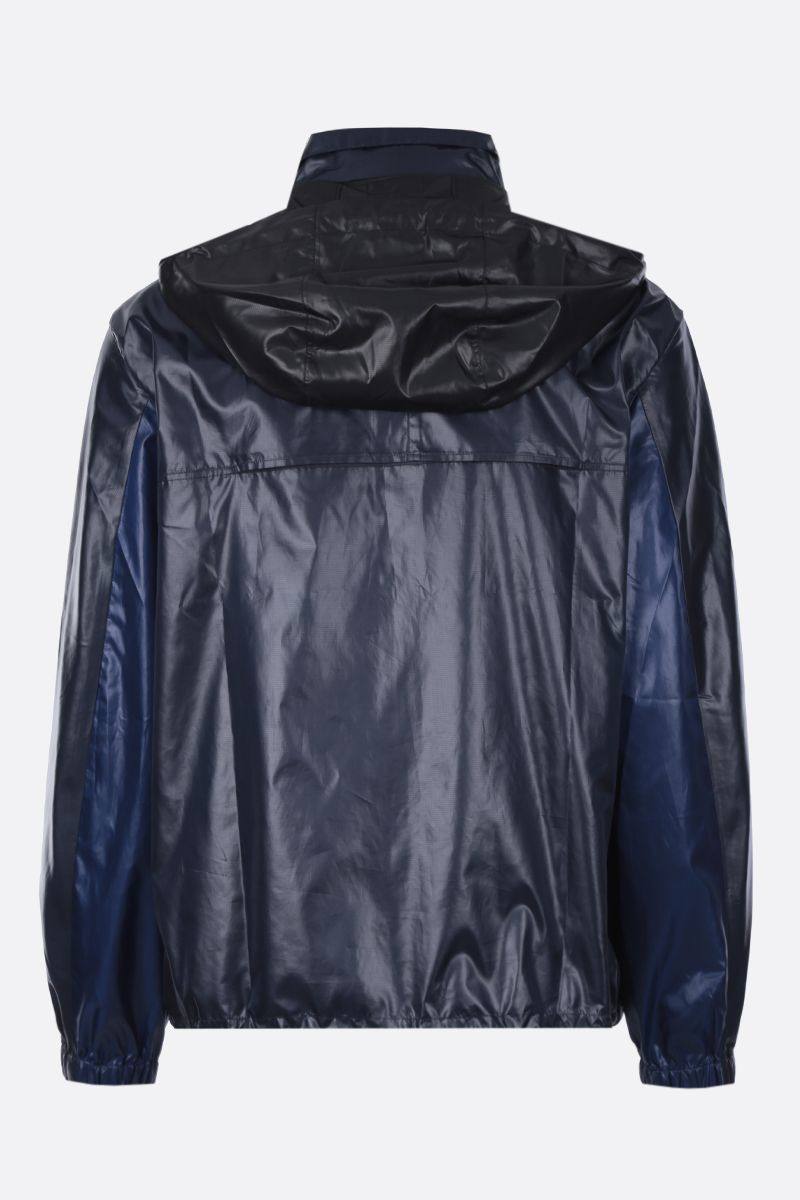 Eye/LOEWE/Nature: Eye/Loewe/Nature windbreaker in shiny nylon Color Blue_2