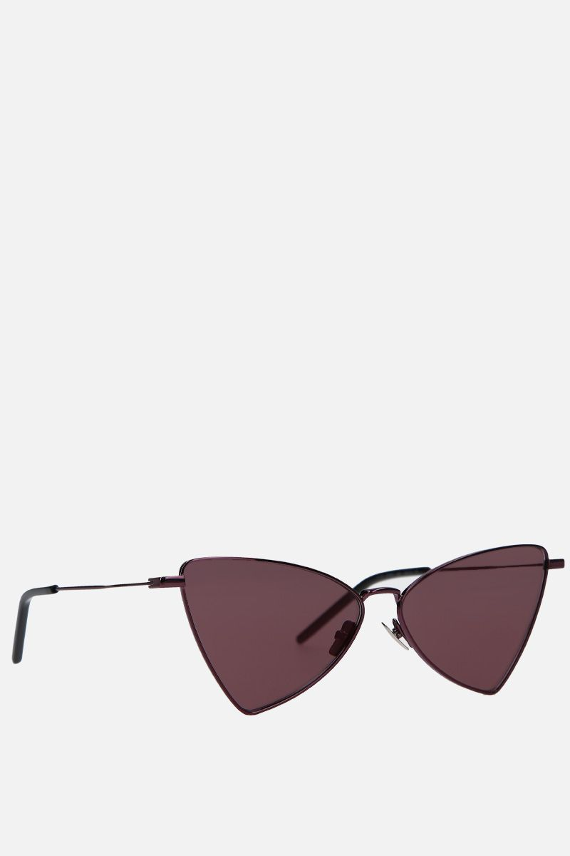 SAINT LAURENT: New Wave SL 303 metal sunglasses Color Pink_2