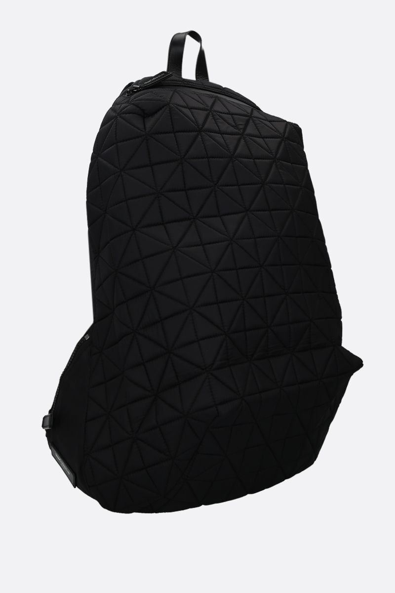 VEE COLLECTIVE: Capsule Ripstop nylon backpack Color Black_2