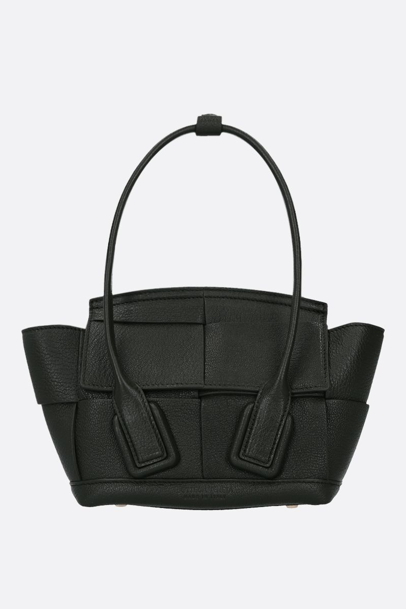 BOTTEGA VENETA: Arco 29 shoulder bag in Maxi Intrecciato_1