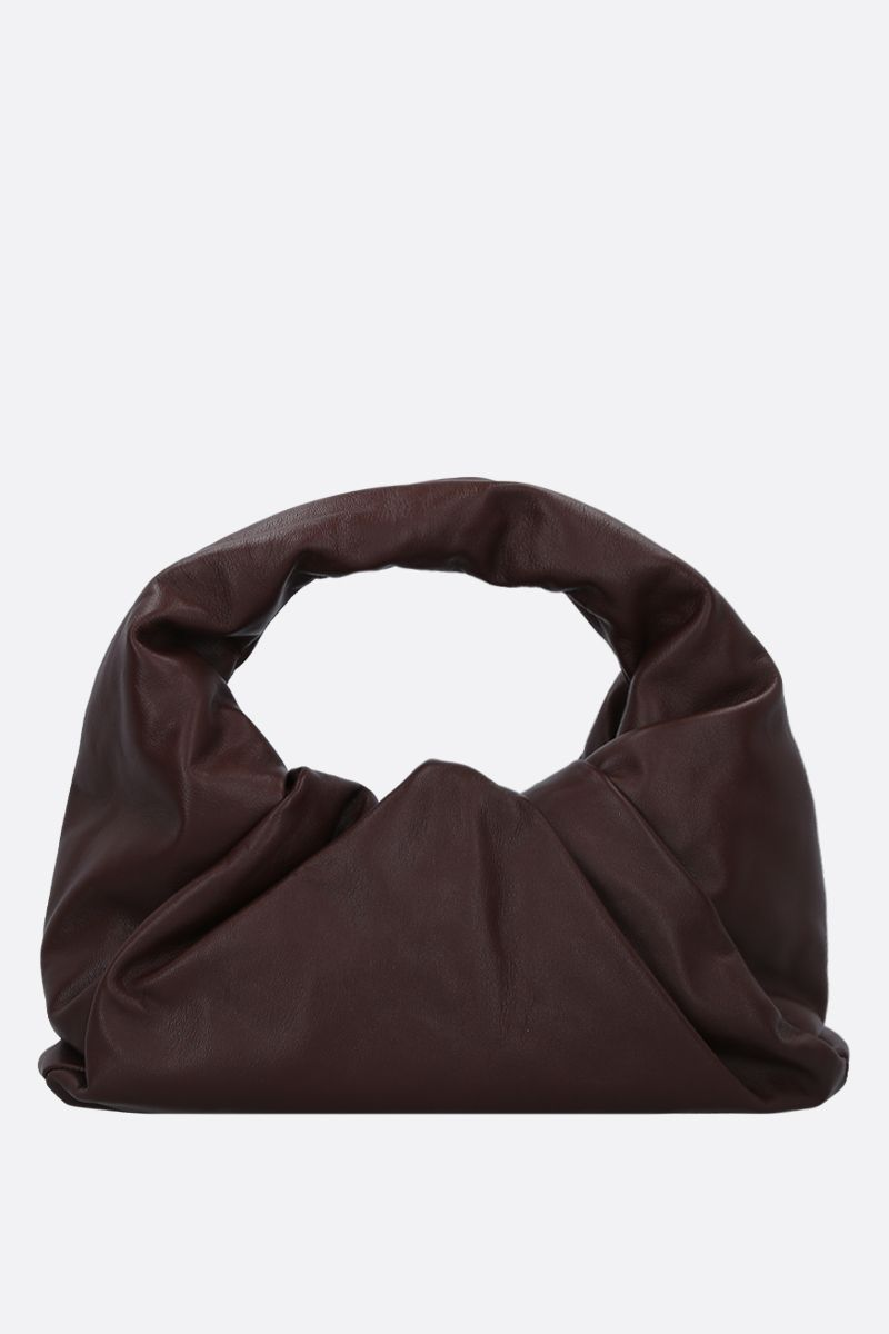 BOTTEGA VENETA: The Shoulder Pouch in smooth leather_1