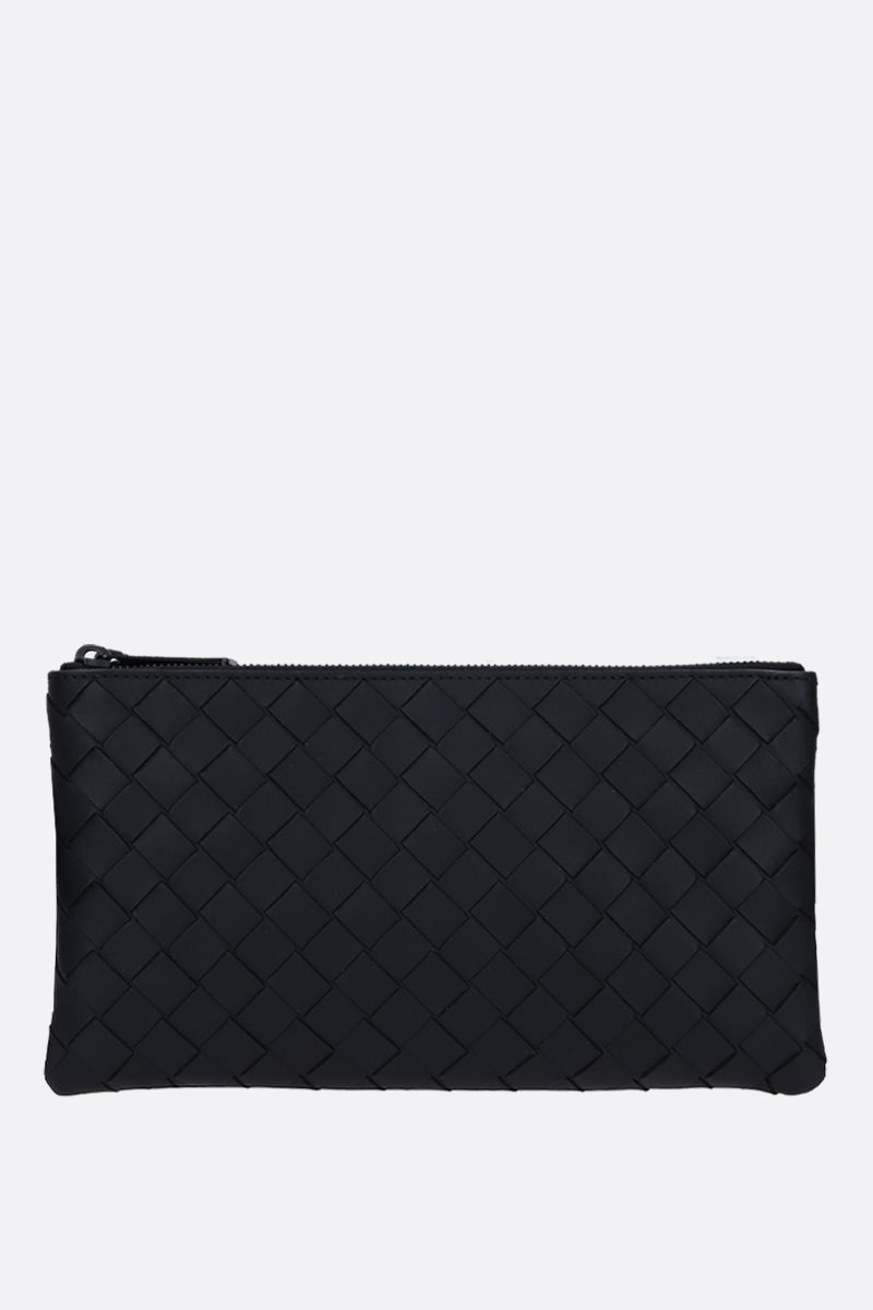 BOTTEGA VENETA: Intrecciato VN crossbody bag Color Black