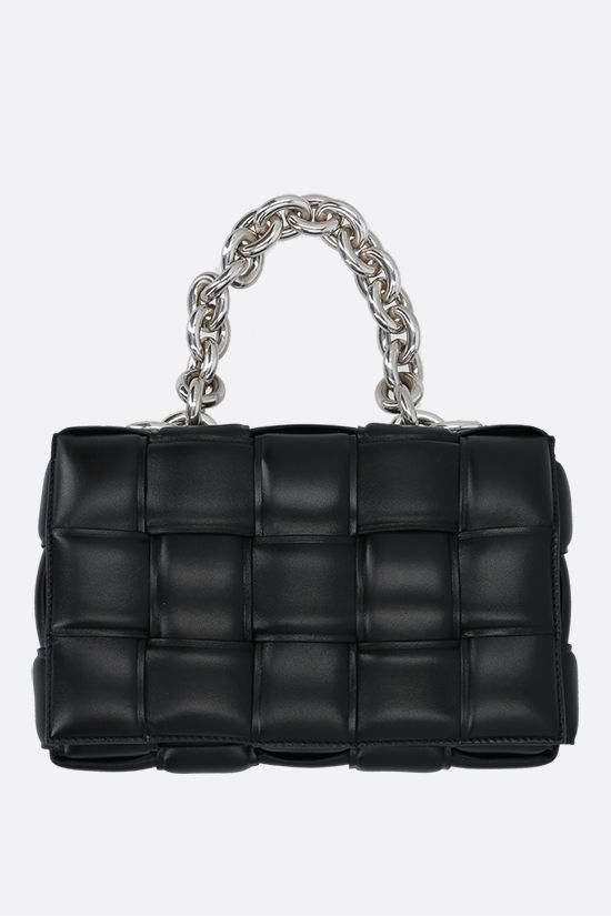 BOTTEGA VENETA: Cassette shoulder bag in padded Intrecciato nappa_1