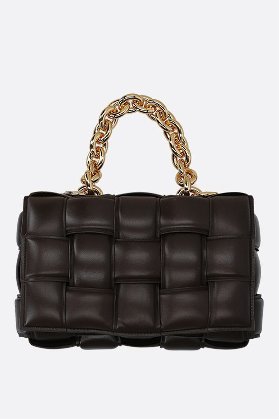 BOTTEGA VENETA: Cassette shoulder bag in padded Intrecciato nappa Color Multicolor_1