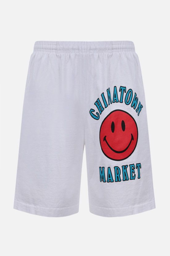 CHINATOWN MARKET: Smiley sweatshorts Color Multicolor_1
